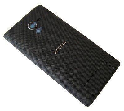 Akkukansi / Takakansi Sony C6502/ C6503/ C6506 Xperia ZL musta
