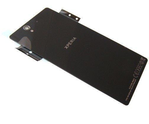 Akkukansi / Takakansi Sony C6603 Xperia Z musta