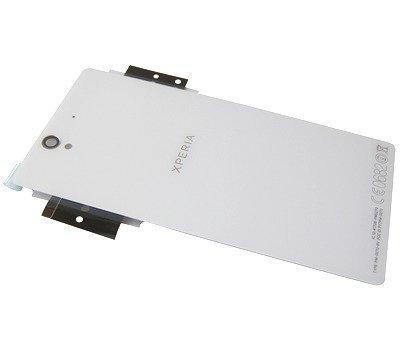 Akkukansi / Takakansi Sony C6603 Xperia Z valkoinen
