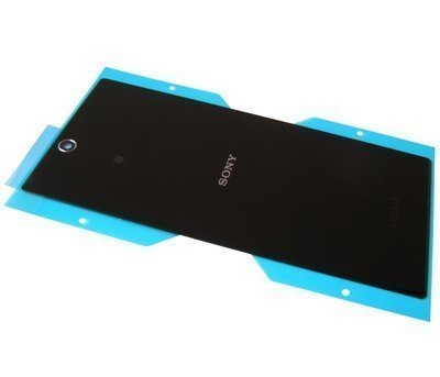 Akkukansi / Takakansi Sony C6802/ C6806/ C6833/ C6843 Xperia Z Ultra musta
