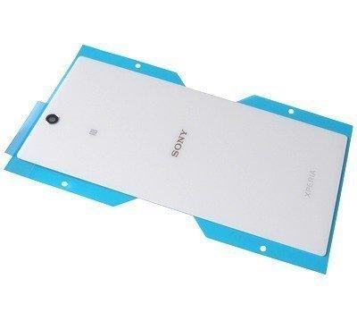 Akkukansi / Takakansi Sony C6802/ C6806/ C6833/ C6843 Xperia Z Ultra valkoinen
