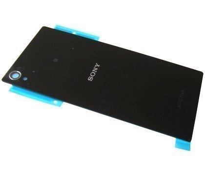 Akkukansi / Takakansi Sony C6902/ C6903/ C6906 Xperia Z1 musta