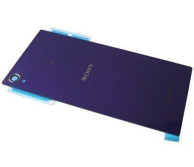 Akkukansi / Takakansi Sony C6902/ C6903/ C6906 Xperia Z1 purple