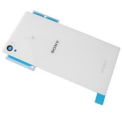 Akkukansi / Takakansi Sony C6902/ C6903/ C6906 Xperia Z1 valkoinen