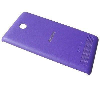 Akkukansi / Takakansi Sony D2005/ D2004 Xperia E1/ D2105/ D2104/ D2114 Xperia E1 dual purple