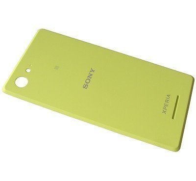 Akkukansi / Takakansi Sony D2202/ D2203/ D2206 Xperia E3 lime