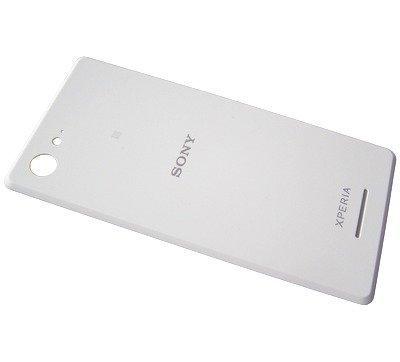 Akkukansi / Takakansi Sony D2202 / D2203 / D2206 Xperia E3 valkoinen