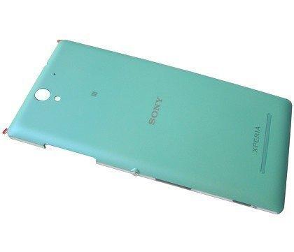 Akkukansi / Takakansi Sony D2533 Xperia C3/ D2502 Xperia C3 dual mint