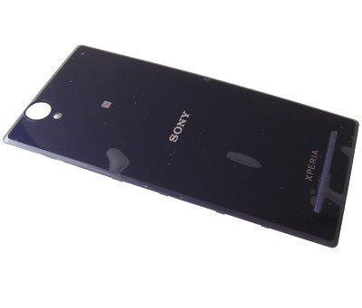 Akkukansi / Takakansi Sony D5322 Xperia T2 Ultra Dual/ D5303/ D5306 Xperia T2 Ultra purple