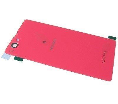 Akkukansi / Takakansi Sony D5503 Xperia Z1 Compact pink