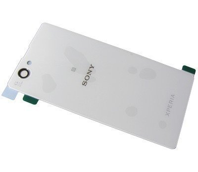 Akkukansi / Takakansi Sony D5503 Xperia Z1 Compact valkoinen