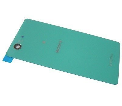 Akkukansi / Takakansi Sony D5803 / D5833 Xperia Z3 Compact green