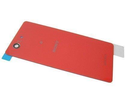 Akkukansi / Takakansi Sony D5803/ D5833 Xperia Z3 Compact orange