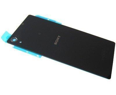 Akkukansi / Takakansi Sony D6502/ D6503/ D6543/ L50w Xperia Z2 musta