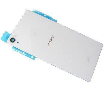 Akkukansi / Takakansi Sony D6502/ D6503/ D6543/ L50w Xperia Z2 valkoinen