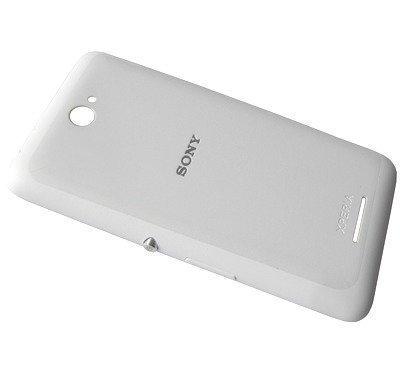 Akkukansi / Takakansi Sony E2104/ E2105 Xperia E4/ E2115 Xperia E4 Dual valkoinen