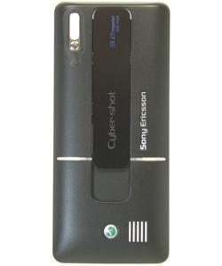 Akkukansi / Takakansi Sony Ericsson K770i musta
