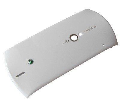 Akkukansi / Takakansi Sony Ericsson Mt11a/ Mt11i XPERIA NEO V valkoinen