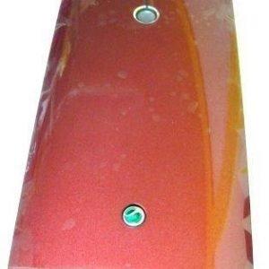 Akkukansi / Takakansi Sony LT22 Xperia P red