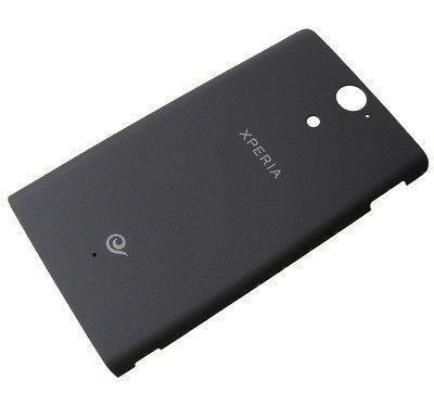 Akkukansi / Takakansi Sony LT25c Xperia VC musta