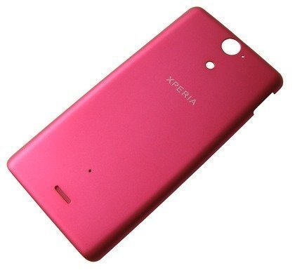 Akkukansi / Takakansi Sony LT25i Xperia V pink