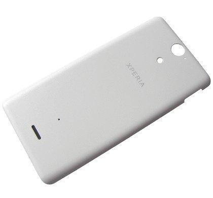 Akkukansi / Takakansi Sony LT25i Xperia V valkoinen