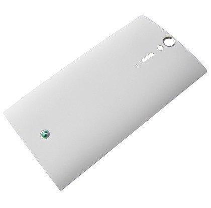 Akkukansi / Takakansi Sony LT26i Xperia S valkoinen