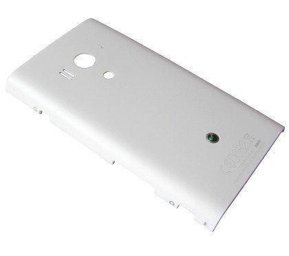 Akkukansi / Takakansi Sony LT26w Xperia Acro S valkoinen