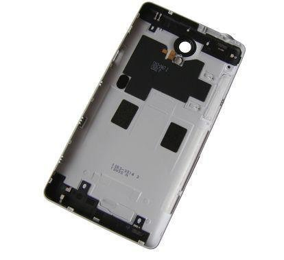 Akkukansi / Takakansi Sony LT30P Xperia T/ LT30A/ LT30at silver