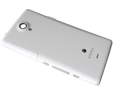 Akkukansi / Takakansi Sony LT30P Xperia T/ LT30A/ LT30at valkoinen