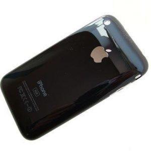 Akkukansi / Takakansi complete iPhone 3G 8GB musta
