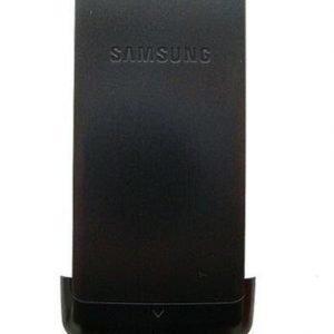 Akkukansi / Takakansi for Samsung S3600 musta