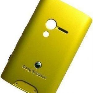 Akkukansi / Takakansi for Sony Ericsson X10mini / E10a / E10i Xperia Lime