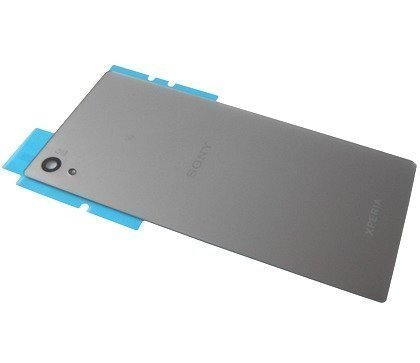 Akkukansi / takakansi Sony E6603/ E6653 Xperia Z5/ E6633/ E6683 Xperia Z5 Dual Hopea/Valkoinen Alkuperäinen