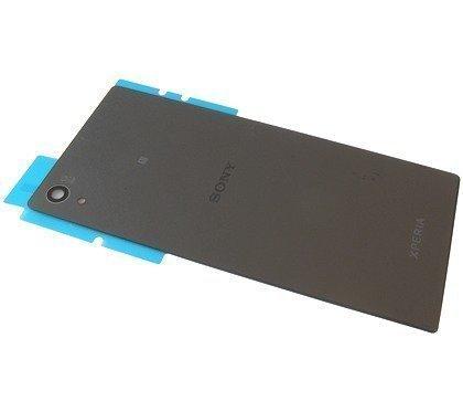 Akkukansi / takakansi Sony E6603/ E6653 Xperia Z5/ E6633/ E6683 Xperia Z5 Dual MustaAlkuperäinen
