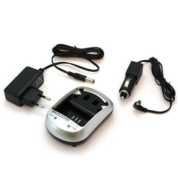 Akkulaturi Panasonic DMW-BLE9 DMW-BLG10 DMW-BLH7