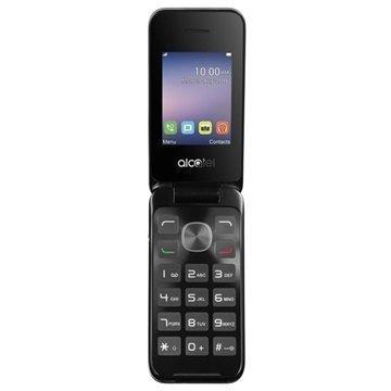Alcatel 2051D Dual SIM Metal Silver