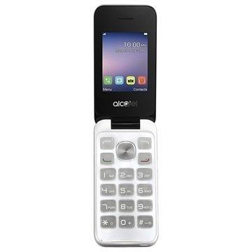 Alcatel 2051D Dual SIM Valkoinen