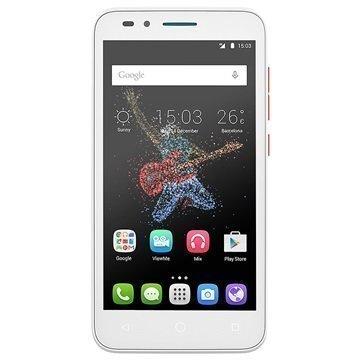 Alcatel Go Play 8GB Valkoinen / Oranssi