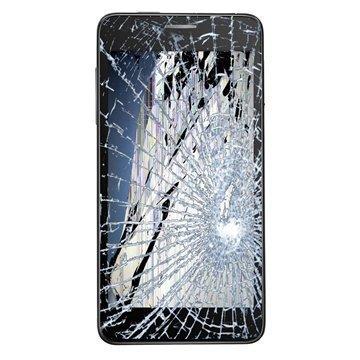 Alcatel One Touch Idol Ultra LCD-näytön ja Kosketusnäytön Korjaus