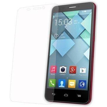 Alcatel One Touch Idol X Näytönsuoja Kirkas