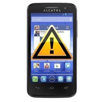 Alcatel One Touch M'Pop Antennin Korjaus