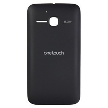 Alcatel One Touch M'Pop Battery Cover Black