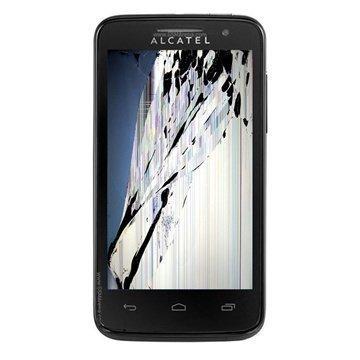 Alcatel One Touch M'Pop LCD-näytön Korjaus