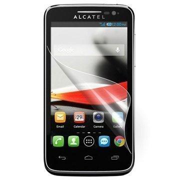 Alcatel One Touch M'Pop Näytönsuoja Heijastamaton