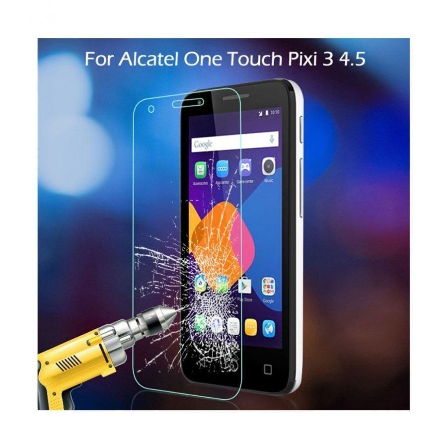 Alcatel One Touch Pixi 3 4.5 Karkaistu Lasi Näytönsuoja