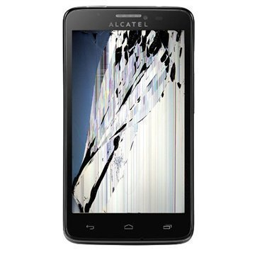 Alcatel One Touch Scribe Easy LCD-näytön Korjaus