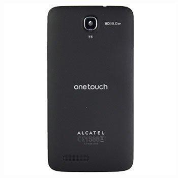 Alcatel One Touch Scribe HD Akkukotelo- Musta