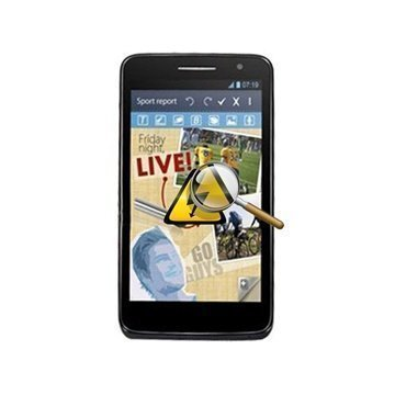 Alcatel One Touch Scribe HD Arviointi