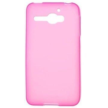 Alcatel One Touch Star Flex TPU-kotelo Vaaleanpunainen
